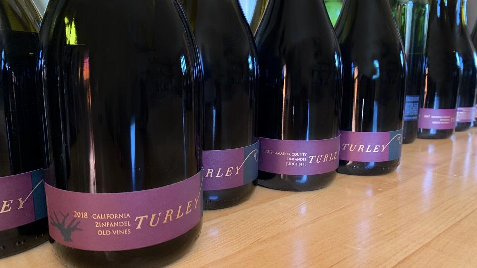 2018 Turley Zinfandel Old Vines