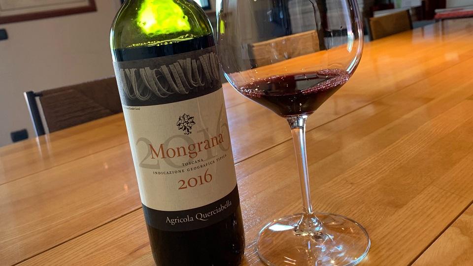2016 Querciabella Mongrana ($22.00) 89