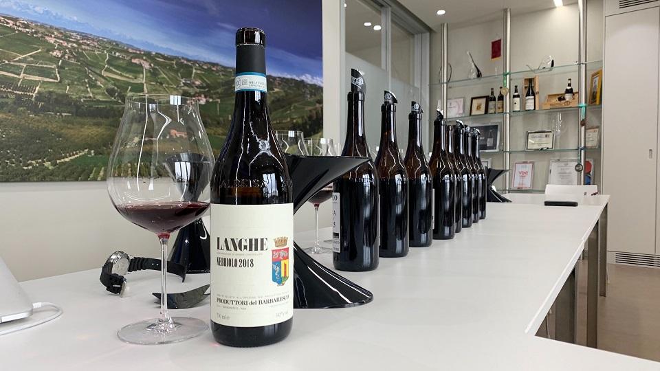 2018 Produttori del Barbaresco Langhe Nebbiolo ($22.00) 89