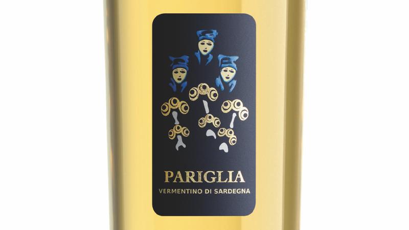 2018 Contini Vermentino di Sardegna Pariglia  ($13.00) 91