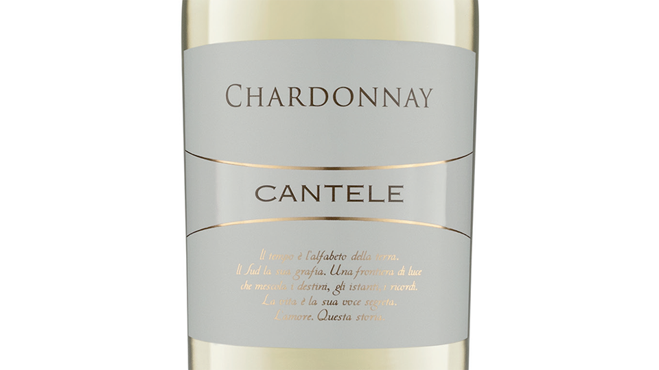 2018 Cantele Chardonnay ($16.00) 90