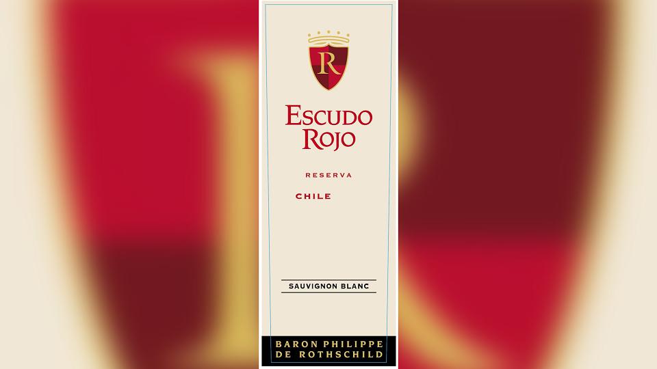 2019 Baron Philippe De Rothschild  Sauvignon Blanc Escudo Rojo ($17.00) 89