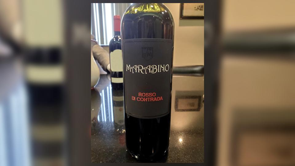 2016 Marabino Nero d'Avola Rosso di Contrada ($20.00) 90