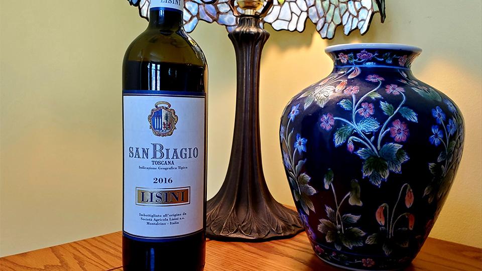 2016 Lisini San Biagio ($16.00) 90