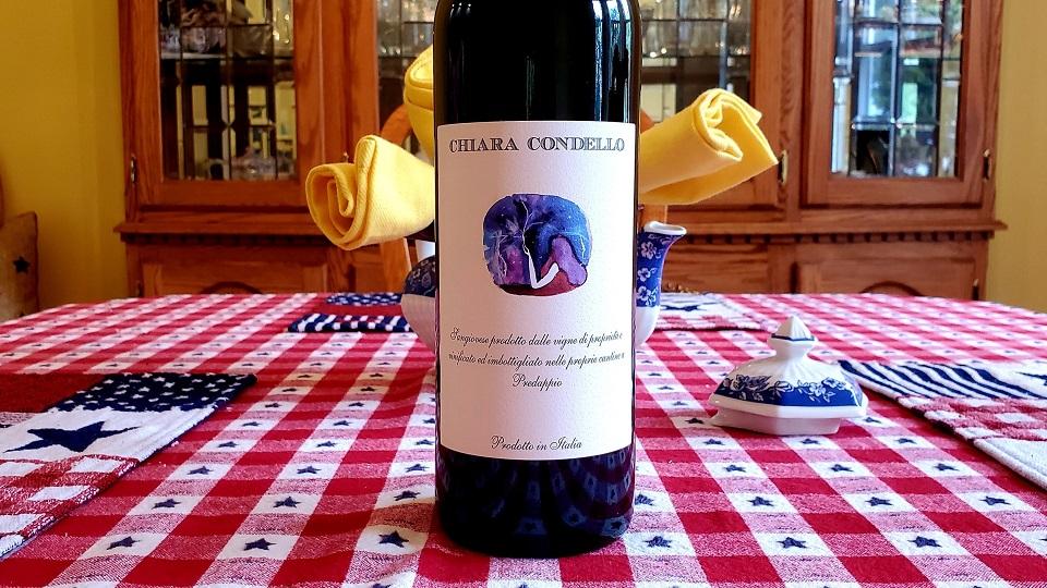 2016 Chiara Condello Romagna Sangiovese Predappio ($22.00) 92