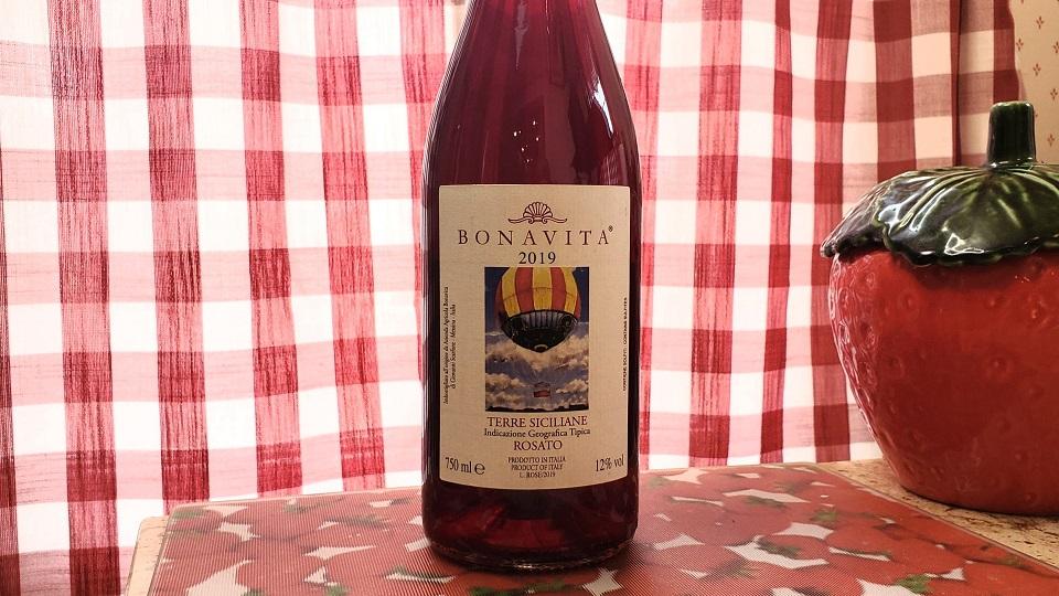 2019 Bonavita Terre Siciliane Rosato ($23.00) 92