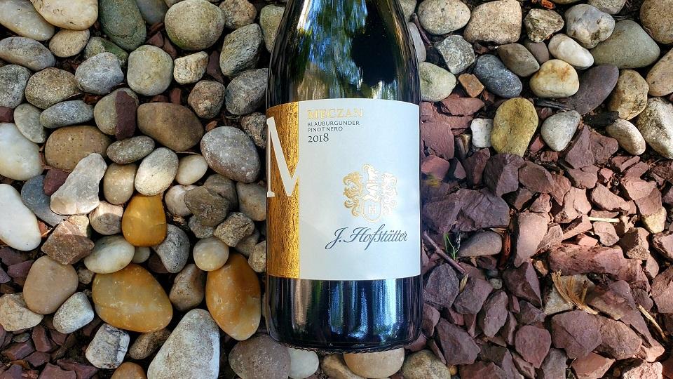 2018 J. Hofstatter Blauburgunder Pinot Nero Meczan ($21.00) 90