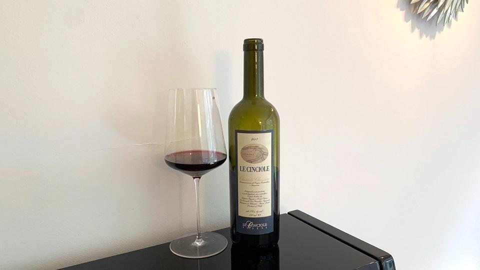2017 Le Cinciole Chianti Classico ($25.00) 93