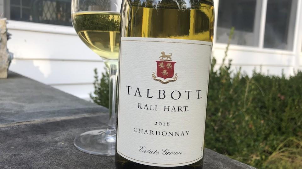 2018 Talbott Vineyards Kali Hart Chardonnay Monterey ($23.00) 91