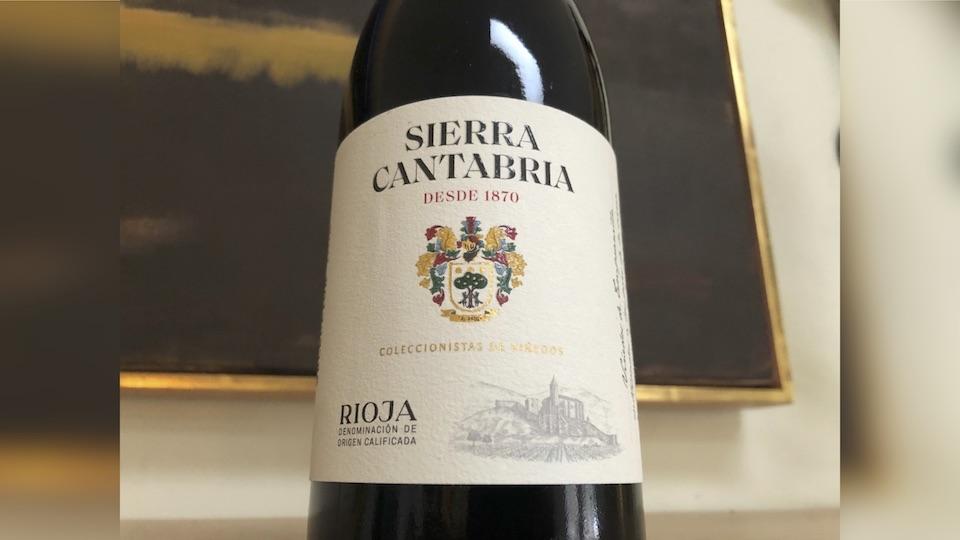 2018 Sierra Cantabria Selección Rioja ($15.00) 90