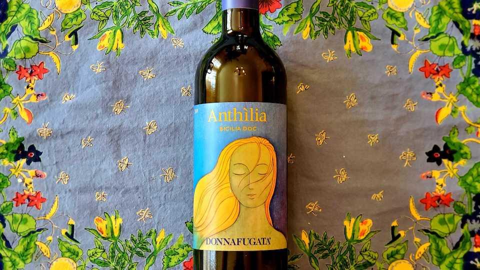 2019 Donnafugata Bianco Anthìlia ($16.00) 91