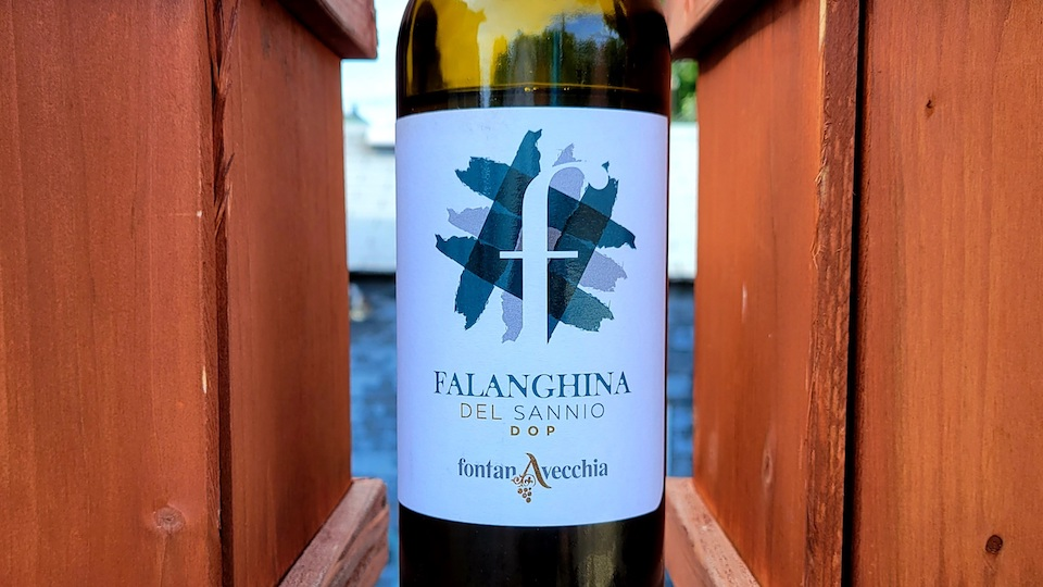 2020 Fontanavecchia Falanghina del Sannio