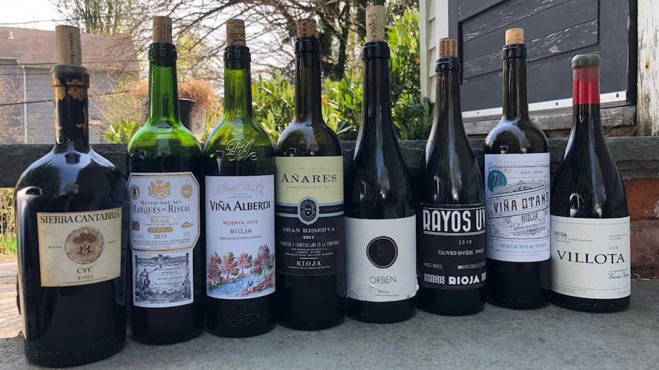 Rioja additions cover